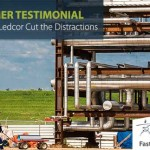 LoadSpring helps Ledcor Cut the Distractions