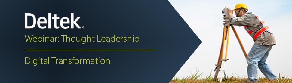 2020 Deltek Thought Leadership Webinar Loadspring