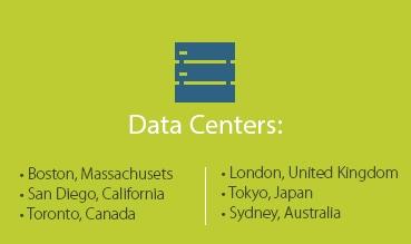 Data-center-locations